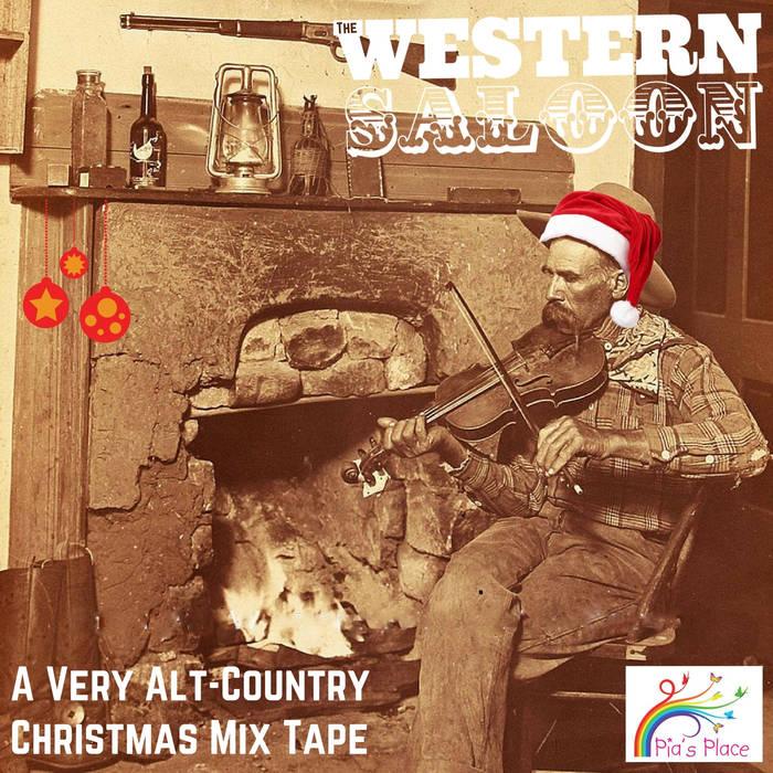 Album news: The Western Saloon\'s Christmas Mix Tape – Jolene: The ...