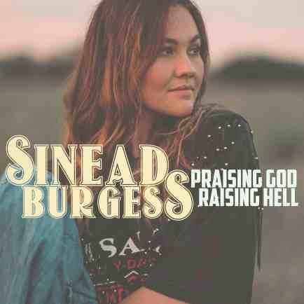 Praising God, Raising Hell Sinead Burgess Cover SML2.jpg