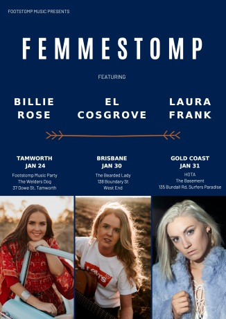 FEMMESTOMP 1