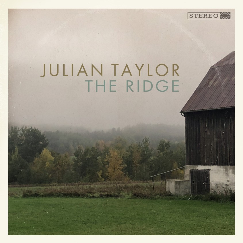 Julian Taylor The Ridge Cover